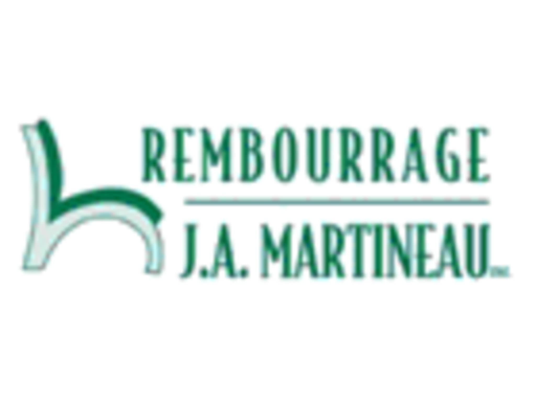 photo Rembourrage J A Martineau