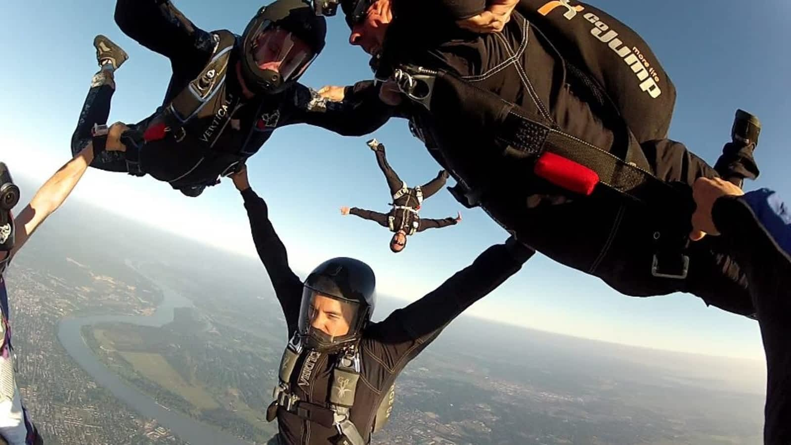 Skydive The City - Opening Hours - 702-11731 Baynes Rd, Pitt