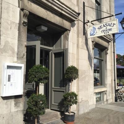 SeaSalt and Ceviche - Restaurants