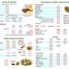 The Break Cafe - Sandwiches & Subs - 416-826-2538
