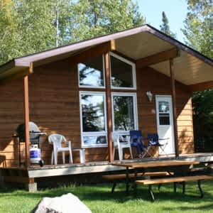 Riverview Lodge Inc - Whiteshell Provincial Pk, Seven