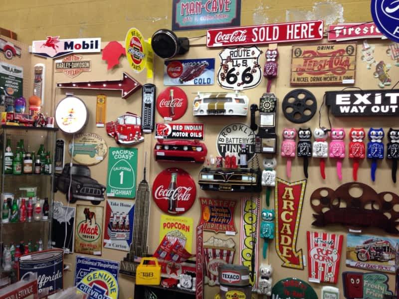 Village Antiques Mall Fort Langley BC 23331 Mavis Ave