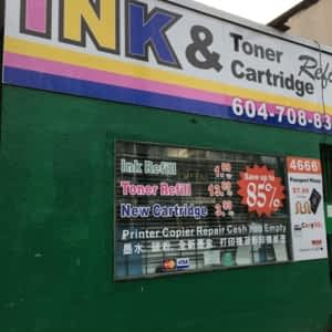 001 Ink Toner Cartridge Refill - Opening Hours - 4666 Main St