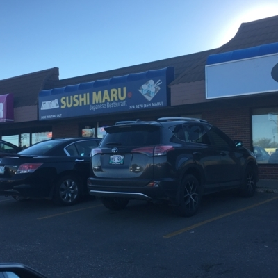 Sushi Maru - Restaurants - 204-774-6278