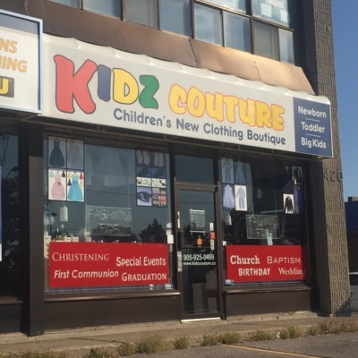 Kidz Couture - Dressmakers