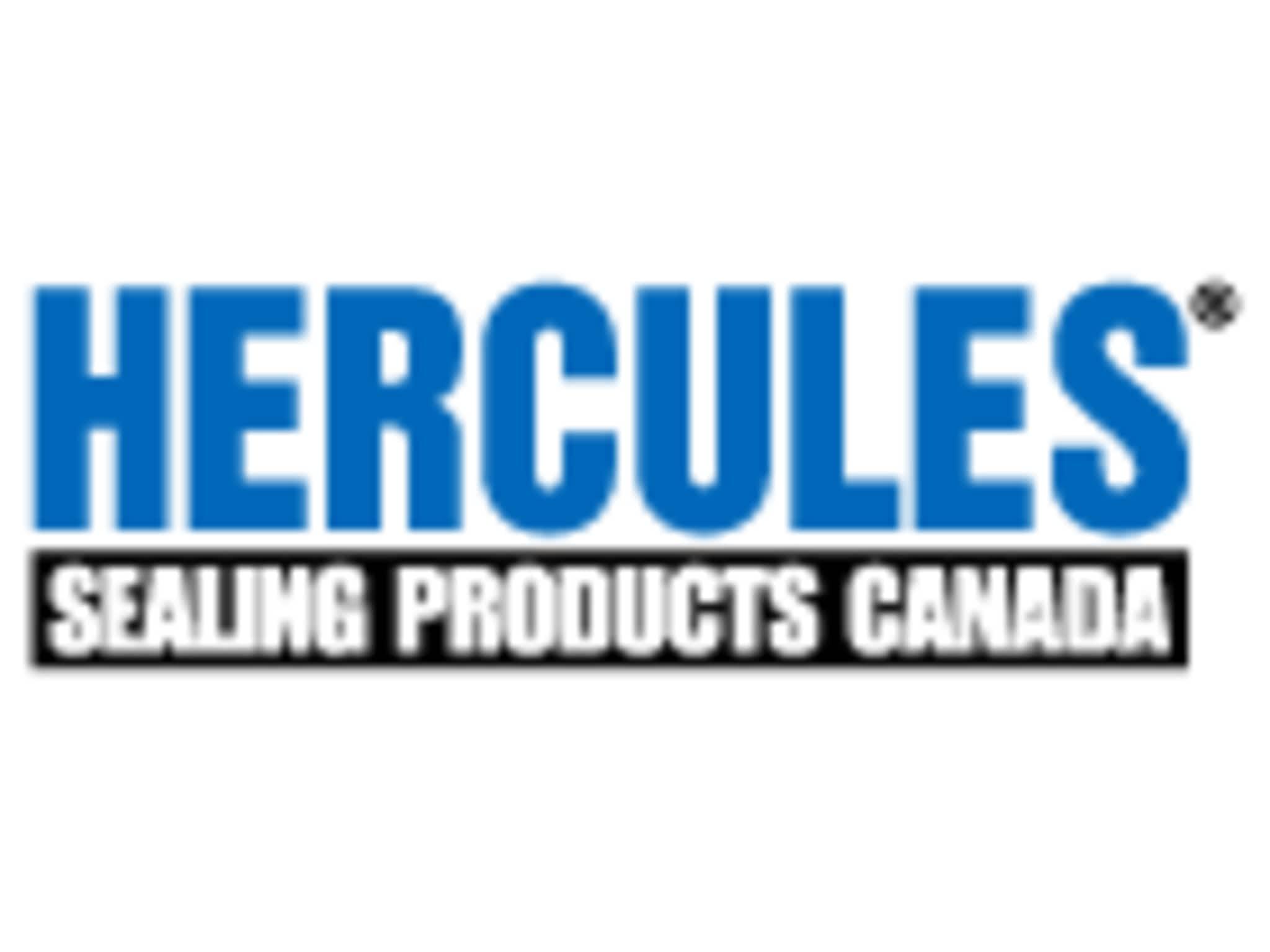 photo Hercules Sealing Products Canada