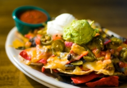 Best nachos in Calgary