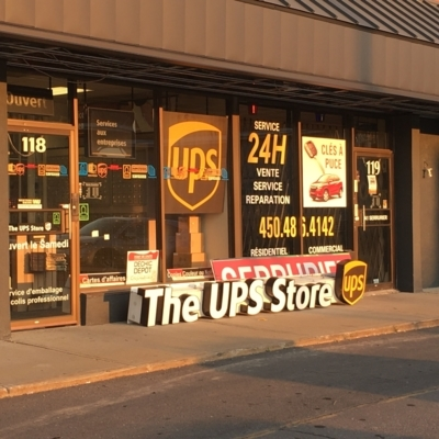 View The UPS Store's Delson profile