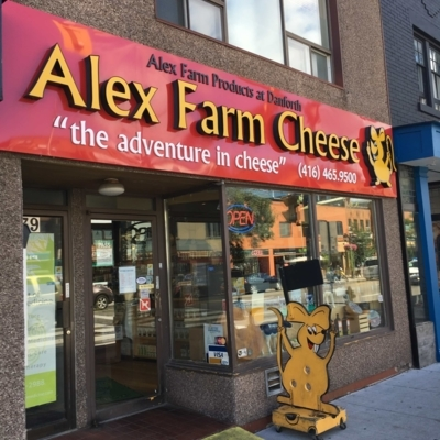 Alex Farm Products - Dairy Stores - 416-465-9500