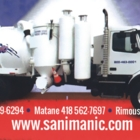 Sani-Manic Inc - Septic Tank Cleaning