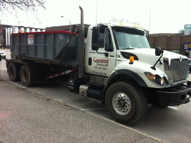 photo Guaranteed Recycling Services