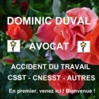 Dominic Duval - Avocat - CNESST - Lawyers