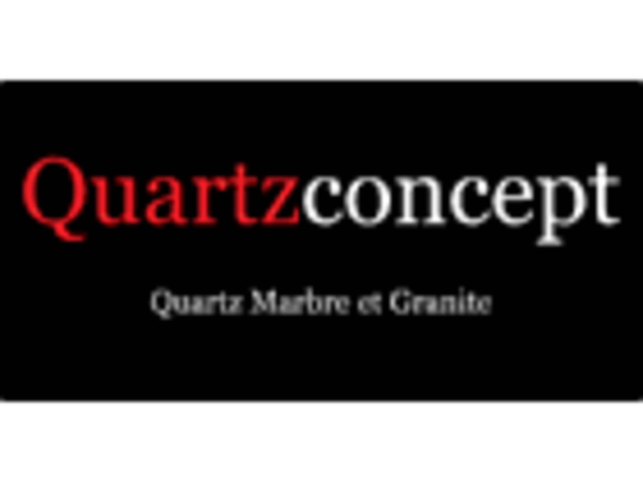 photo Quartz Concept Quartz Marbre et Granite