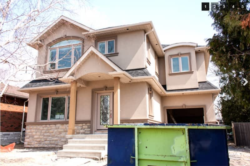 A N Exterior Stucco Mississauga On 5 Jarrow Ave Canpages