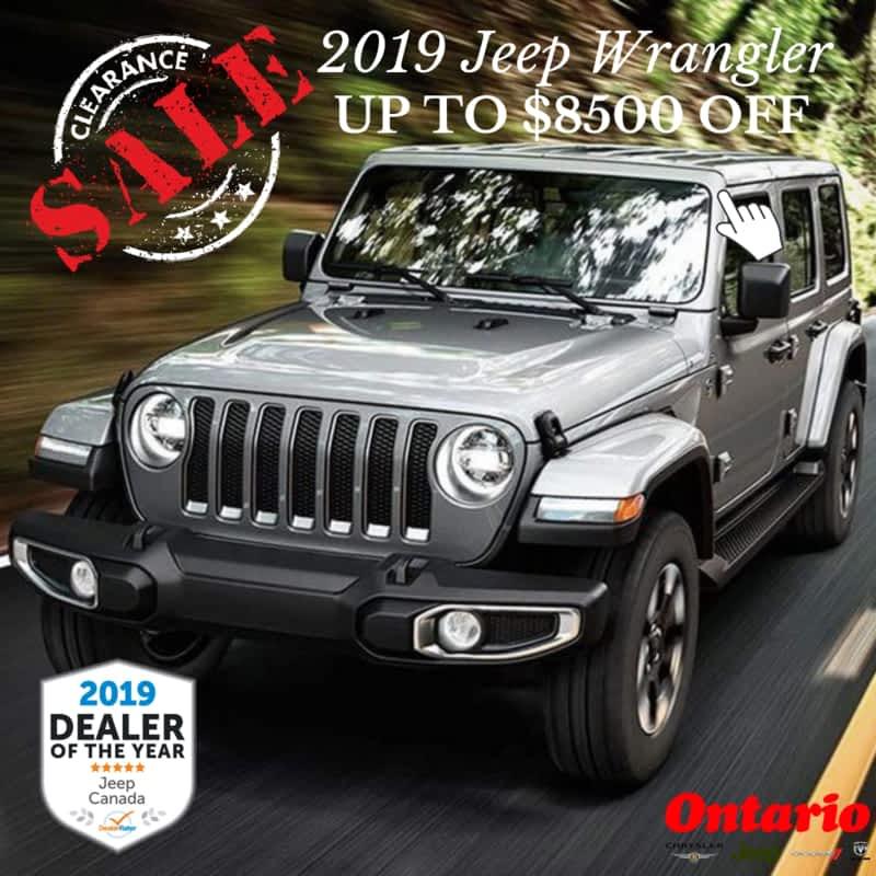 photo Ontario Chrysler Jeep Dodge Ram Service