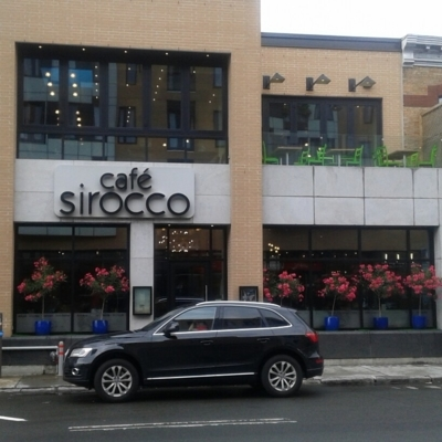 Café Sirocco - Restaurants - 418-529-6868