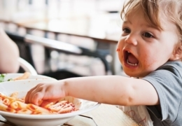Kid-friendly restaurants in Montreal