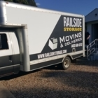 Railside Moving - Déménagement et entreposage - 403-580-6702