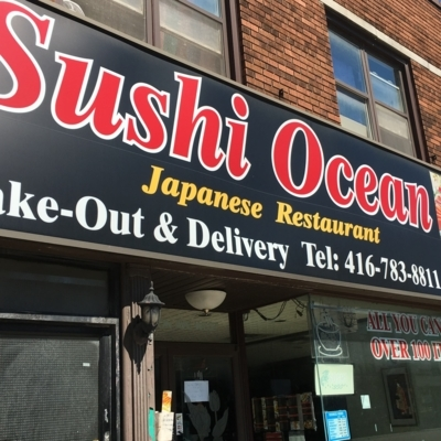 Sushi Ocean - Burger Restaurants - 416-783-8811