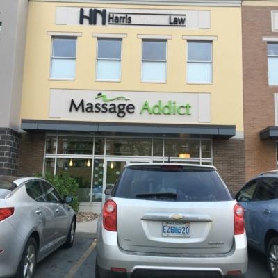 Massage Addict - Registered Massage Therapists - 902-832-0761