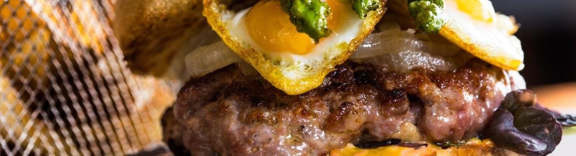 The messiest, juiciest burgers in Victoria