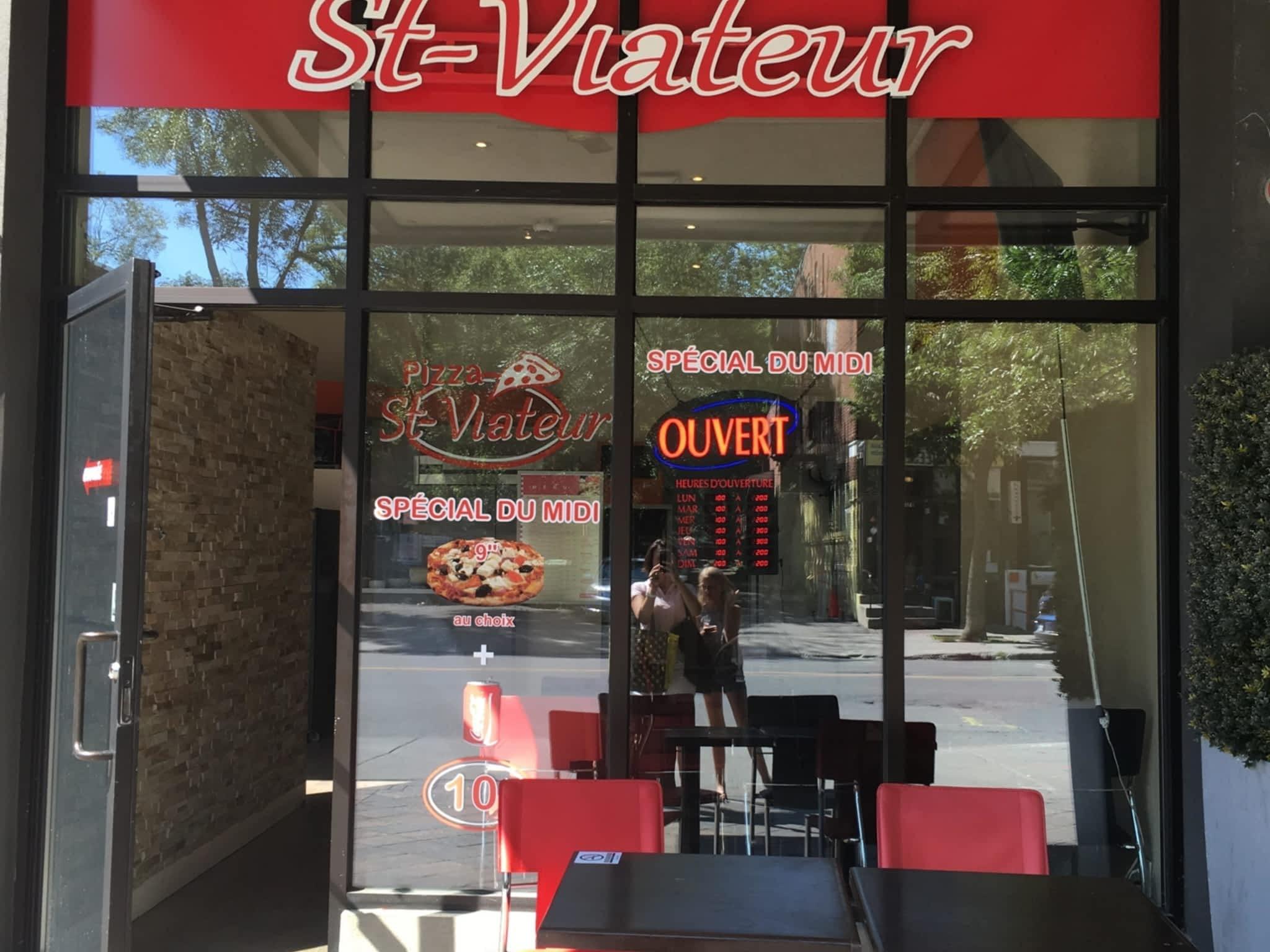 photo Pizza St-Viateur