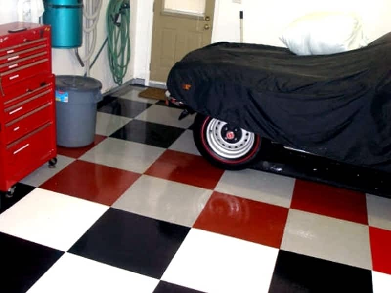 Garage shop floor solutions canpages