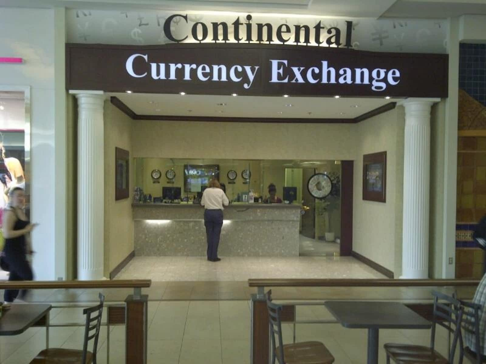 Forex exchange opening times