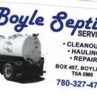 Boyle Septic Service - Nettoyage de fosses septiques
