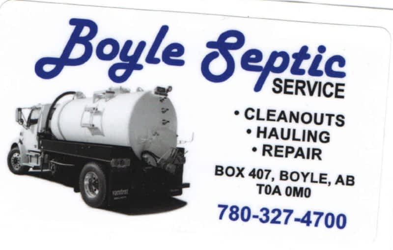 Boyle Septic Service | Canpages