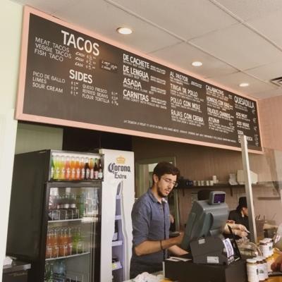 La Taqueria - Mexican Restaurants - 604-558-2549