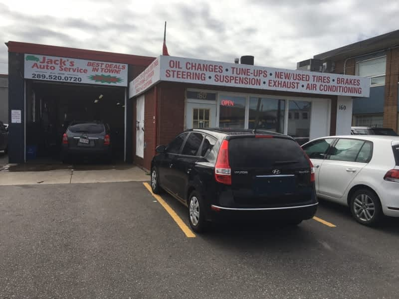 Jacks auto repair edmonton ab