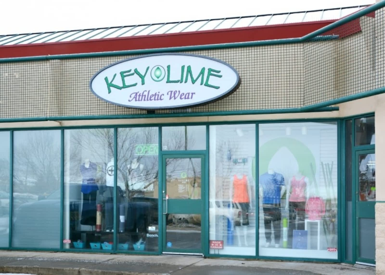 9bce4b2841 Keylime Athletic Wear - 100-2693 Broadmoor Blvd