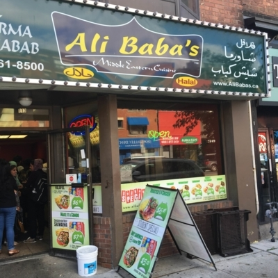 Ali Babas - Asian Restaurants - 416-461-8500