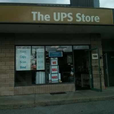 The UPS Store 58 - Printers - 604-231-9643