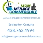 Les Services MCM Entretien Ménager - Commercial, Industrial & Residential Cleaning