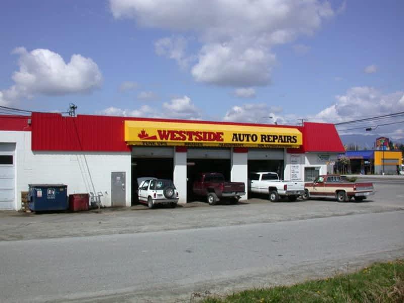 Westside Automotive Maple Ridge Bc 2 20736 Lougheed