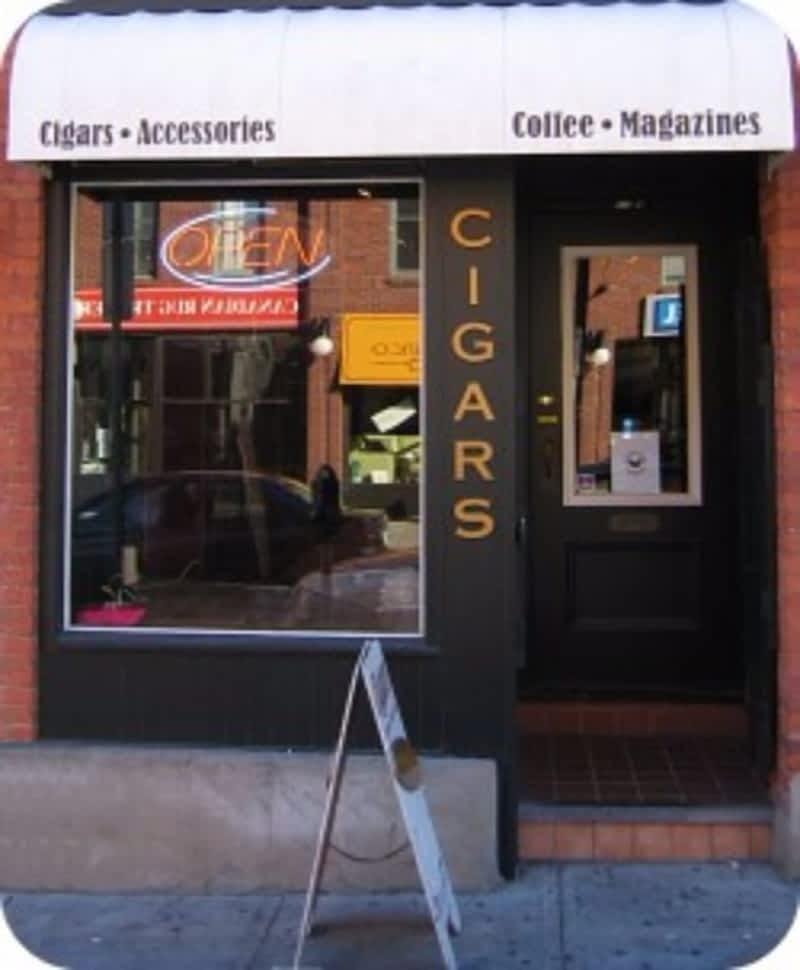 photo Ottawa Cigar Emporium