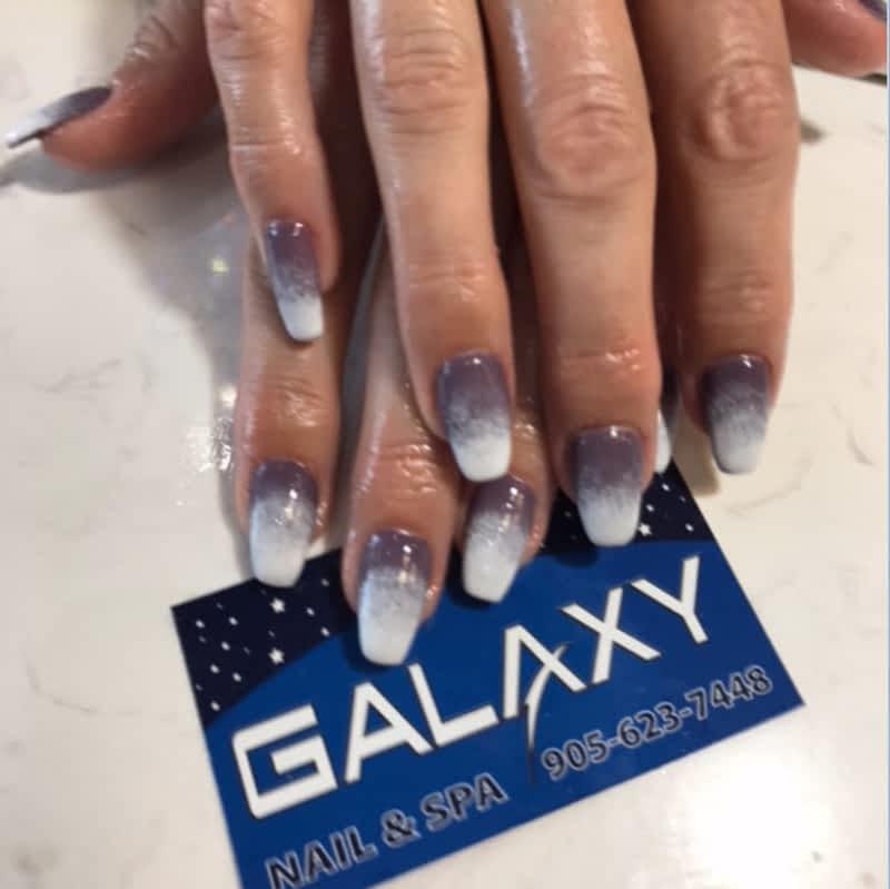 Galaxy Nail Products: Galaxy; Nail & Spa