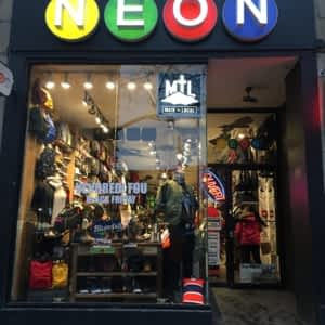 acb848b48a Neon Vetement - Photo