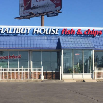 Halibut House - Fish & Chips - 905-728-1408