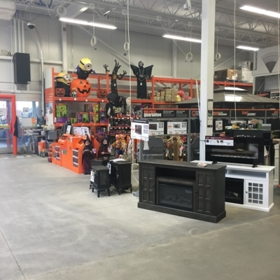 The Home Depot Canada - Service de location général - 403-945-3865
