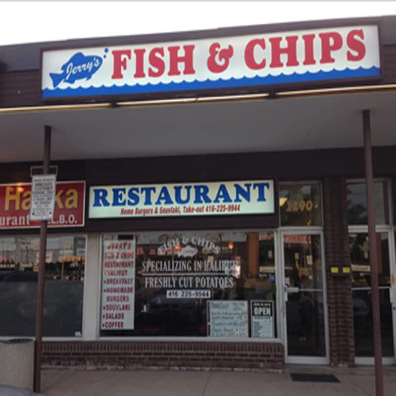 photo Jerry's Fish & Chips Restaurant