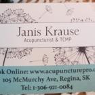 Janis Krause Acupuncture - Acupuncturists - 306-921-0084
