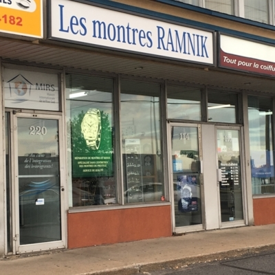 Les Montres Ramnik Inc  - Watch Repair