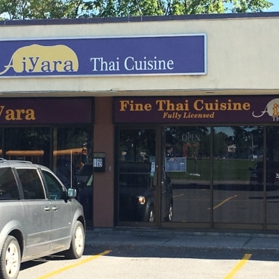 Aiyara Thai Cuisine - Vegetarian Restaurants - 613-526-1703