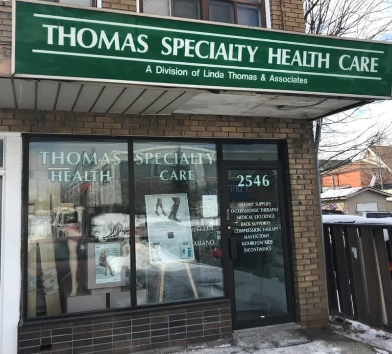 photo Thomas Specialty Health Care