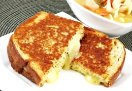 Vancouver's grown-up grilled cheese sandwiches