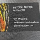 Universal Painting EST 1985 - Logo