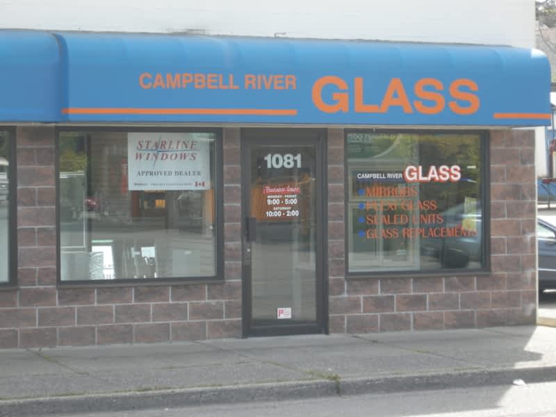 Campbell River Glass Campbell River Bc 1081 Ironwood